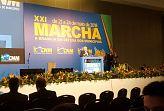 XXI MARCHA BRASILIA
