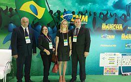 CÂMARA MUNICIPAL PARTICIPA DA XIX MARCHA A BRASILIA