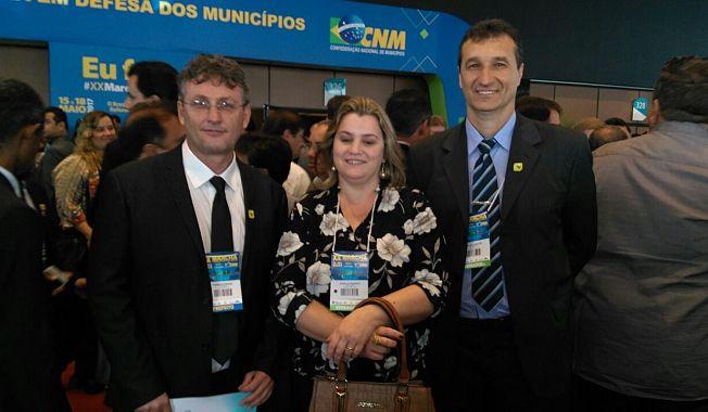 CARTA DA XX MARCHA A BRASILIA EM DEFESA DOS MUNICÍPIOS